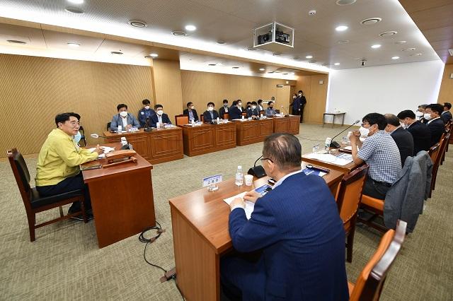 경북도,「고용안정 선제대응 패키지사업」추진협의회 발족