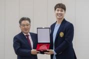 방송인 박수홍, 울릉군 홍보대사로 위촉